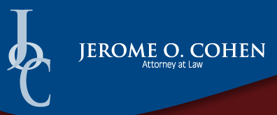 Law Offices Of Jerome O Cohen