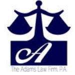 The Adams Law Firm, PA