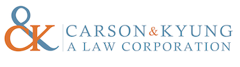 Carson & Kyung A Law Corporation