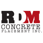 RDM Concrete Placement