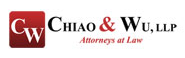 CHIAO & WU, LLP - Attorneys at Law