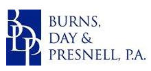 Burns Day & Presnell PA